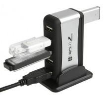 USB хаб на 7 портов с адаптером питания