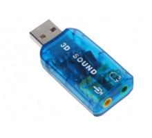 USB sound card звуковая карта 5.1