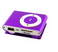 MP3 плеер на клипсе с наушниками