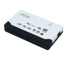 USB кардридер универсальный 7 в 1 s077