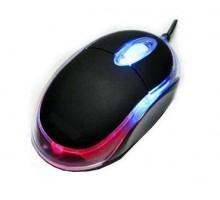 USB мышка проводная с подсветкой