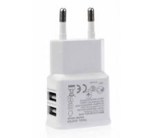 Зарядное устройство зарядка USB 2-2 А