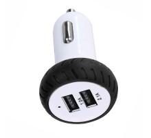 USB Зарядка MI зарядное в авто hy-1508