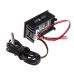 Термометр LED красн -50+100C