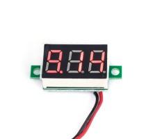 Термометр LED красн без корпуса -20+100